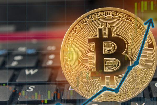 bitcoin crestere
