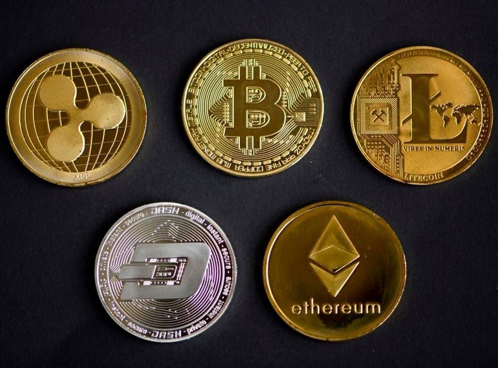 bitcoin si alte cryptomonede