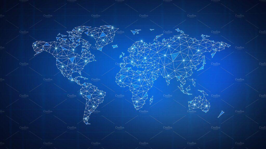 crypto harta lumii