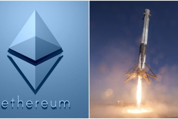 ethereum spacex