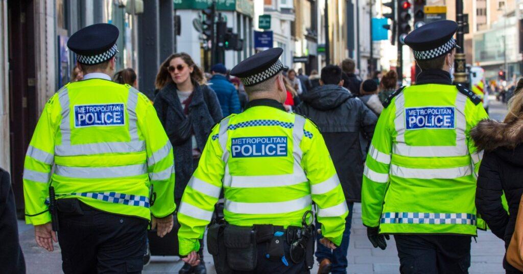crypto politie
