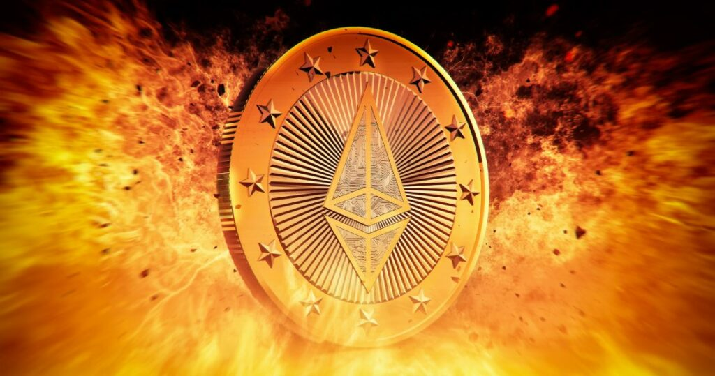 ethereum token burn