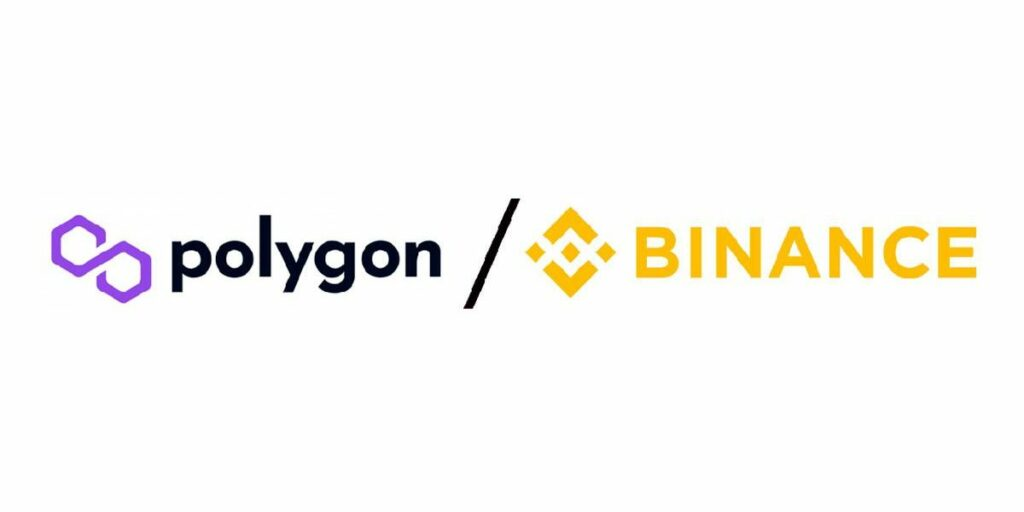 polygon binance