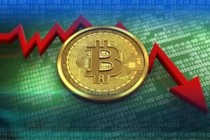 bitcoin scadere