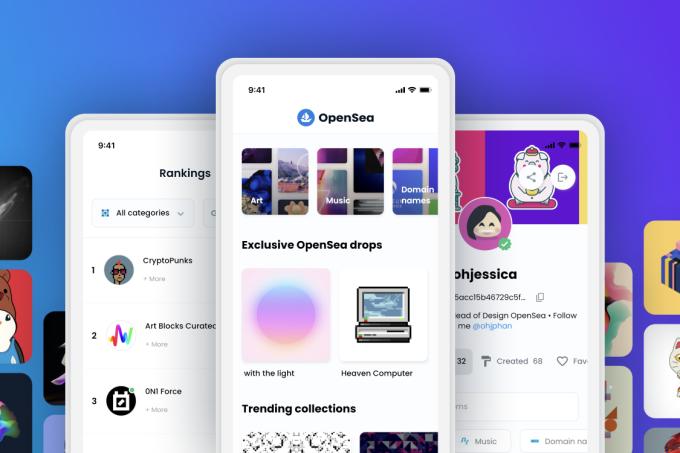 opensea marketplace